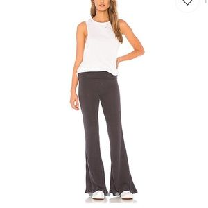 NWT Free People movement flare pants Size S